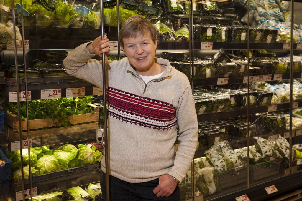 Åsa Domeij, miljöchef Axfood