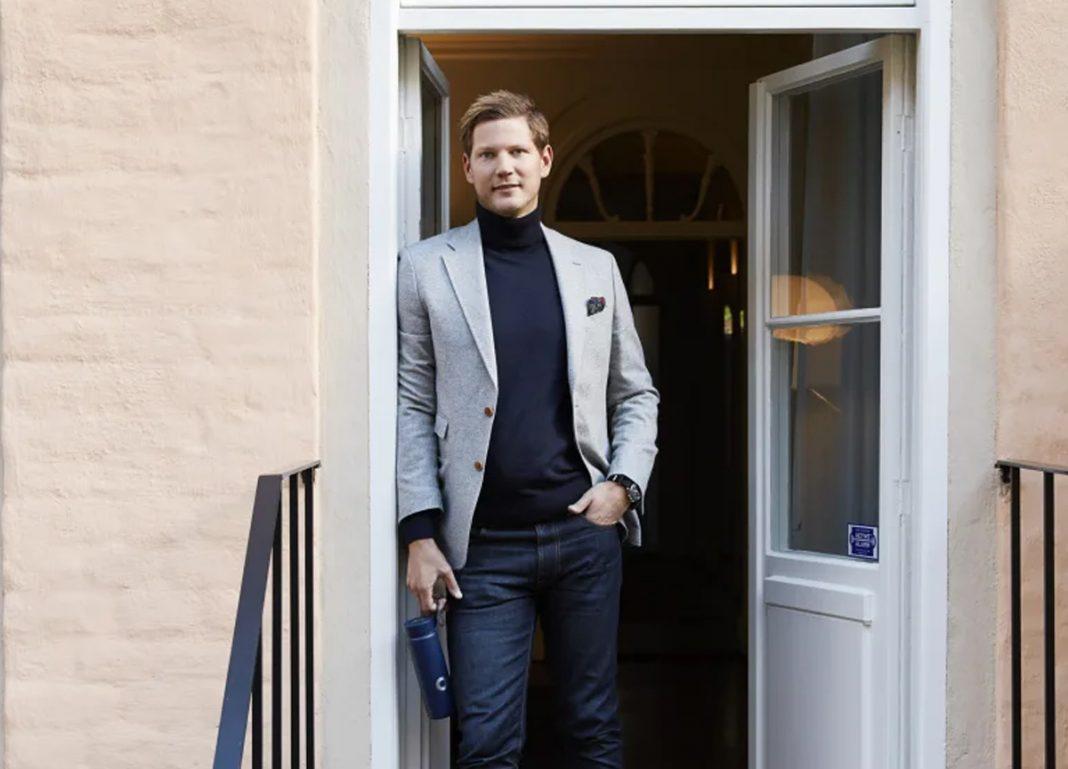 Anders Jacobson grundare och VD för Blue