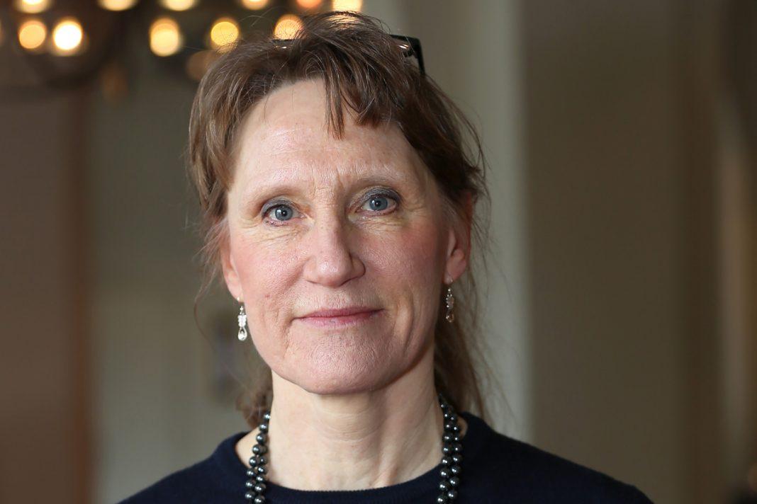 Christina Nordin Jordbruksverkets generaldirektör