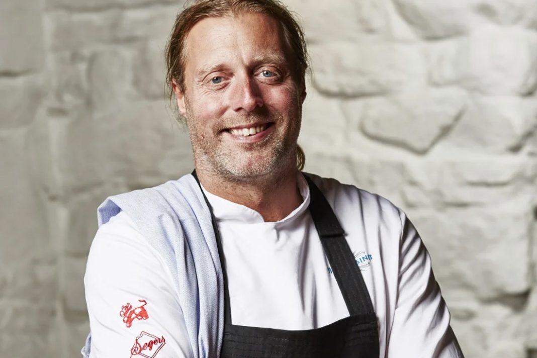 Gustav Trägårdh pratar Kvalitet på Fastfood & Café Restaurangexpo 12 sept 2019 på Åbymässan