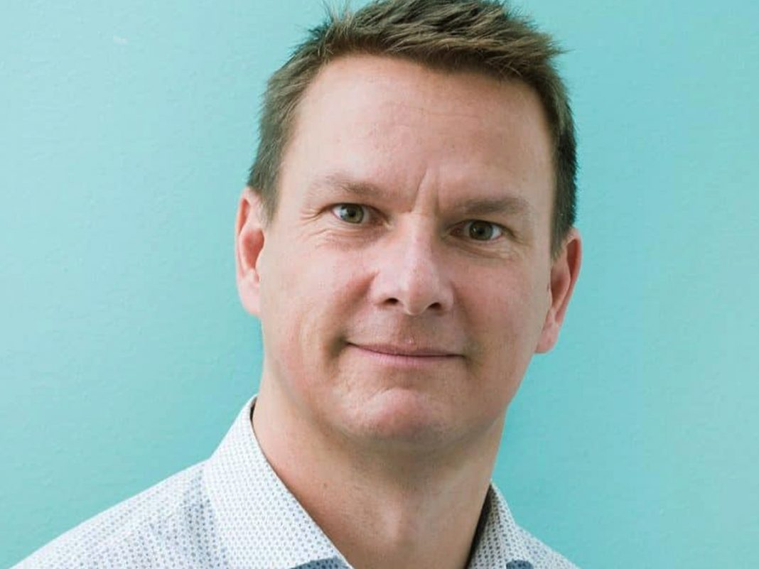 Mikael Sahlsten, ny COO på Gordon Delivery