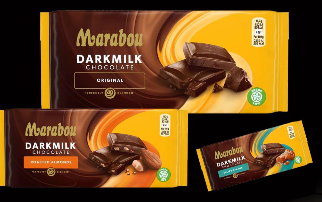 Marabou Darkmilk Choklad