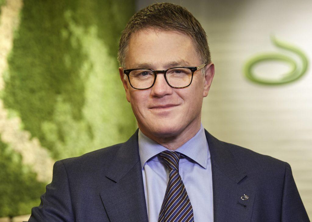 Per Olof Nyman, vd och koncernchef på Lantmännen.