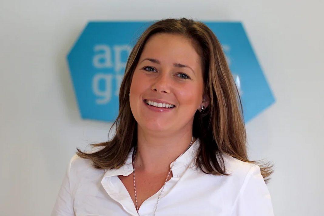 Sofie Almqvist Gärtner People Director på Apoteksgruppen