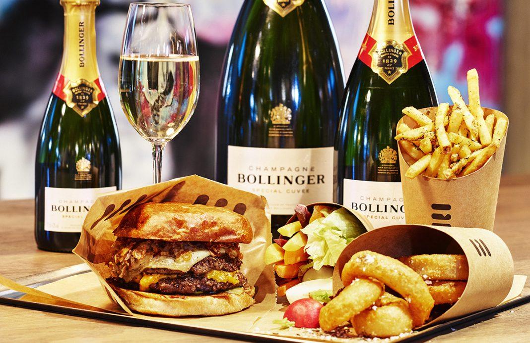 Bollinger Jureskogs hamburgare