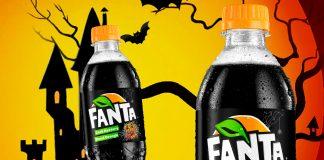 Fanta Dark Mystery Blood orange