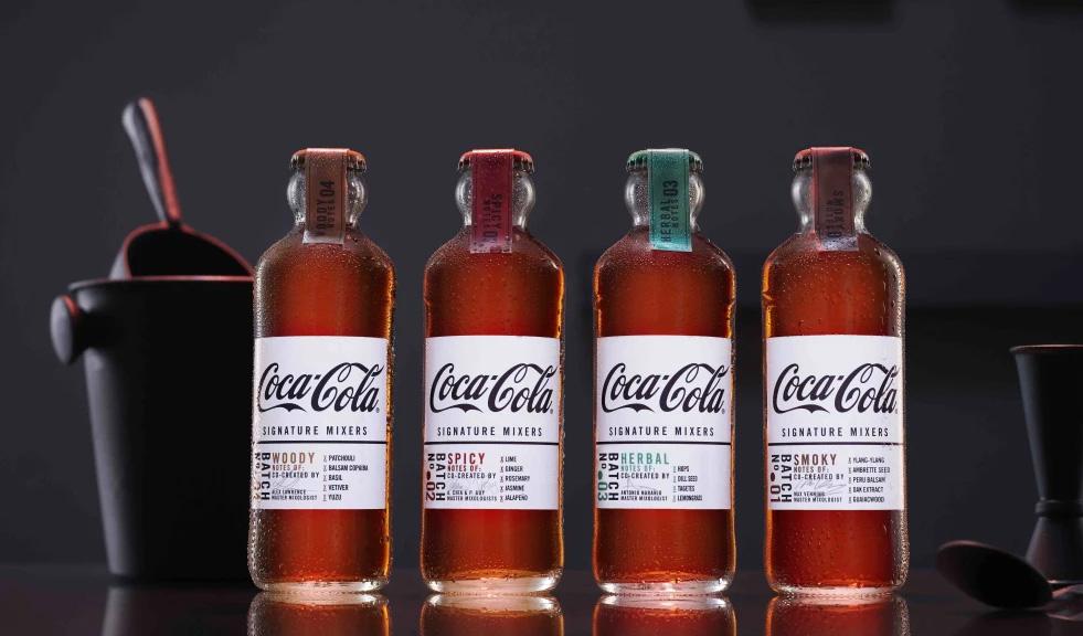 Coca Cola Mixer 2019