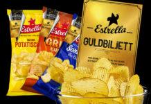 Estrella Guldbiljett Butiksnytt