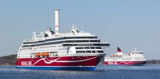 Viking Line donerar 50 000 euro till Östersjön och övergår t