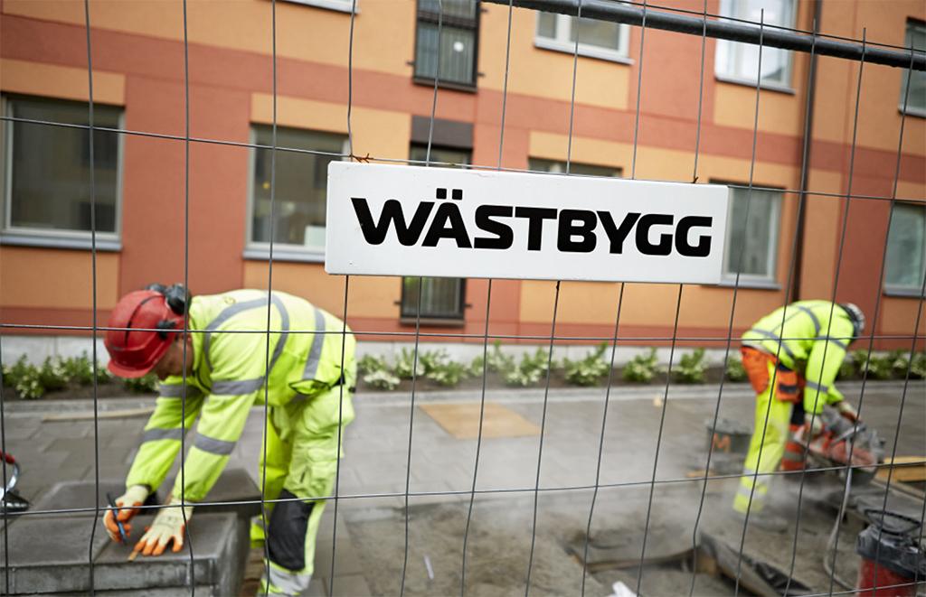Wästbygg AB bygger handelshus i Kristianstad