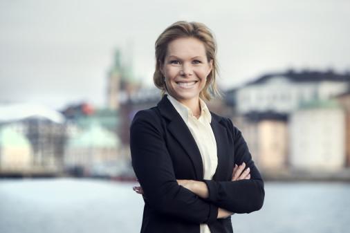 Victoria Olsson hållbarhetschef Arla Sverige