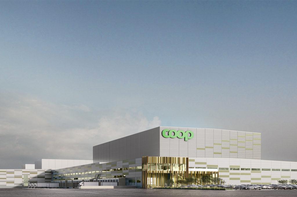 Coop Terminal Eskilstuna 2021