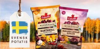 Estrella chips kantarell - butiksnytt