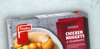 Findus Chicken nuggets - 2020 Butiksnytt