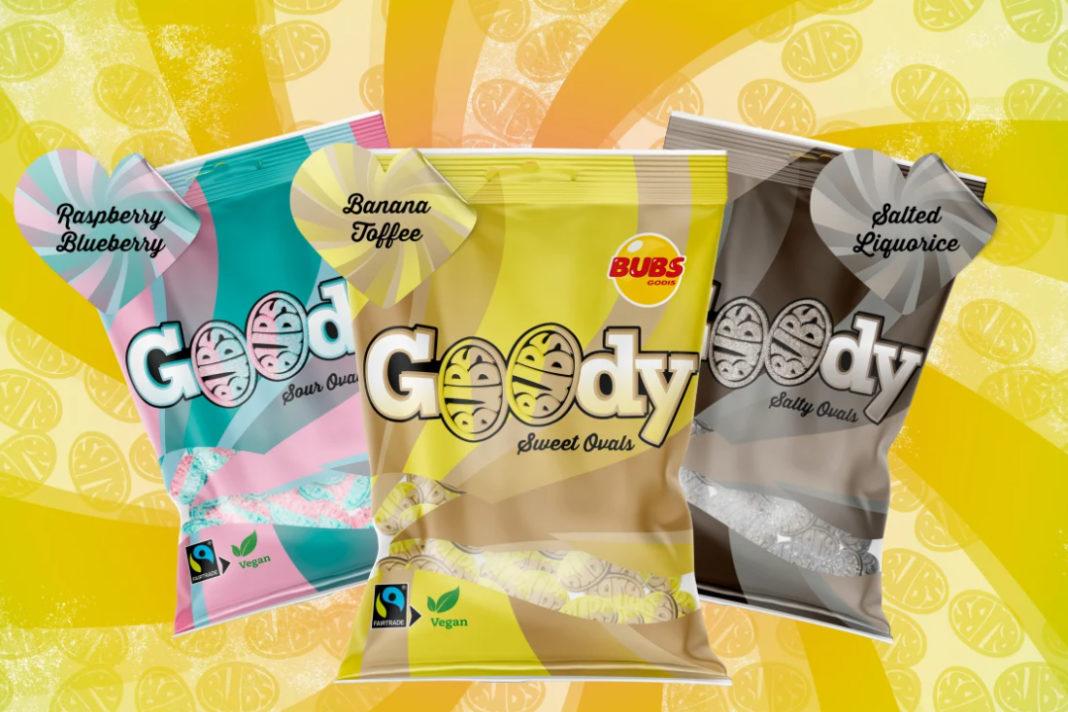 Goody Bubs Godis - Butiksnytt