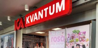 ICA KVANTUM TYRESÖ - Butiksnytt