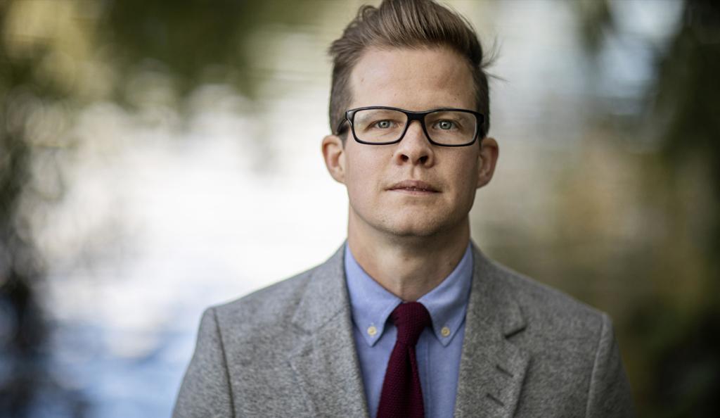 Jim Törnroth ny chef för vardagshandel på Coop Butiker & Stormarknader- Butiksnytt