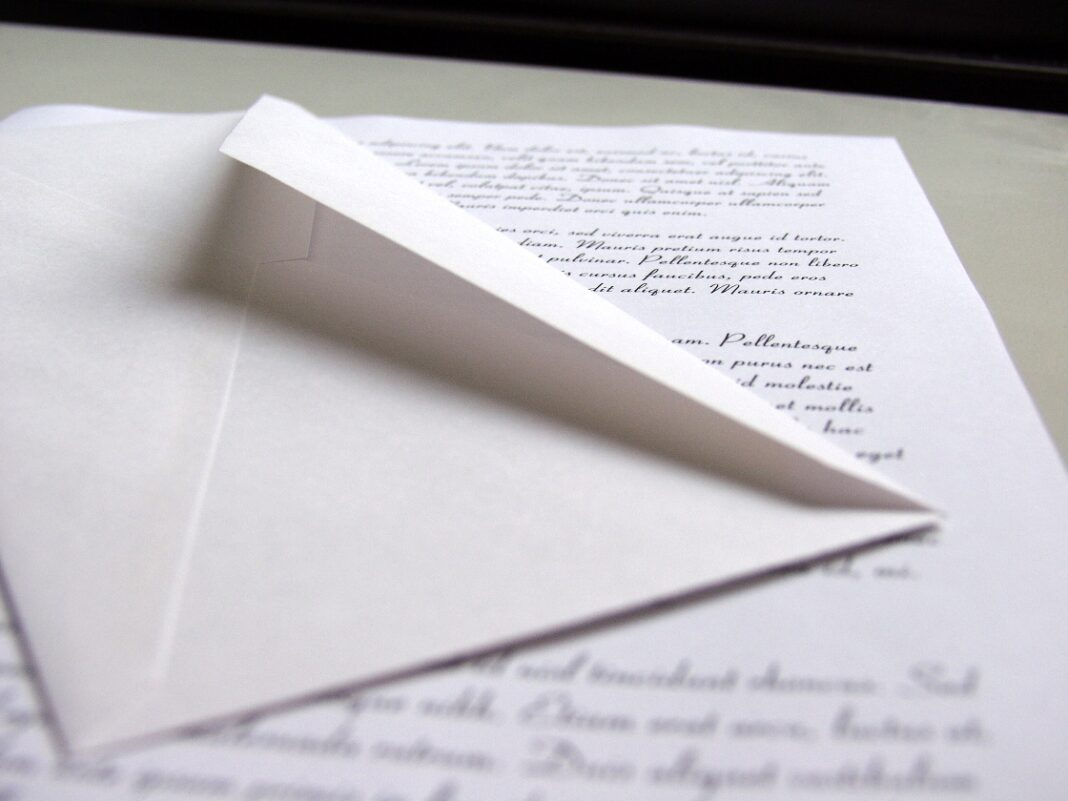 Öppet brev - Butiksnytt
