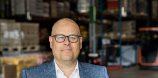 Håkan Åkerström vd Bergendahls Food