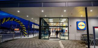 Lidl öppnar upp i Luleå - Butiksnytt