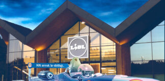 Lidl 200:e butik i Sigtuna 2020