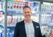 Patrick Axzell blir ny försäljningsdirektör och vice VD på Skånemejerier.