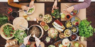 Vegansk mat januari