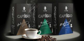 Cafego höghöjdskaffe