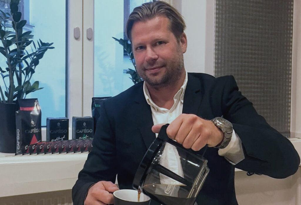 Cafergo Jonas Scherp