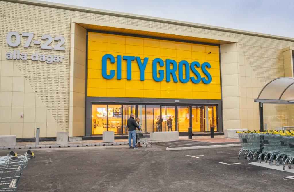 City Gross 2021