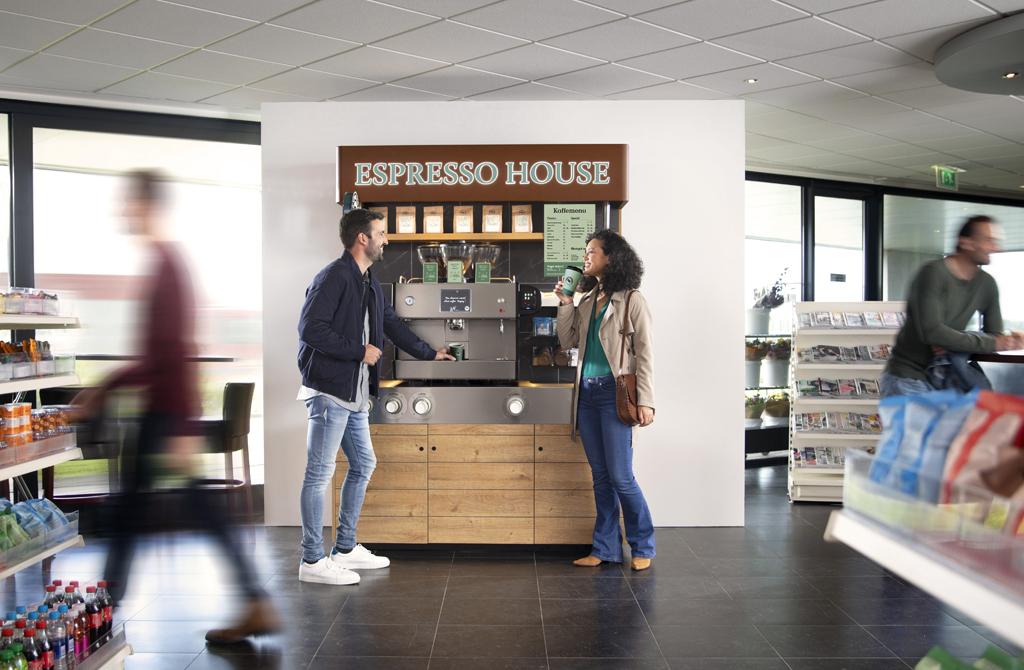 Espresso House Preem 2021