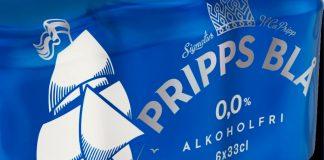 Pripps Blå alkoholfri