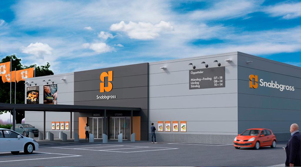 Snabbgroos öppnar butik i linköping