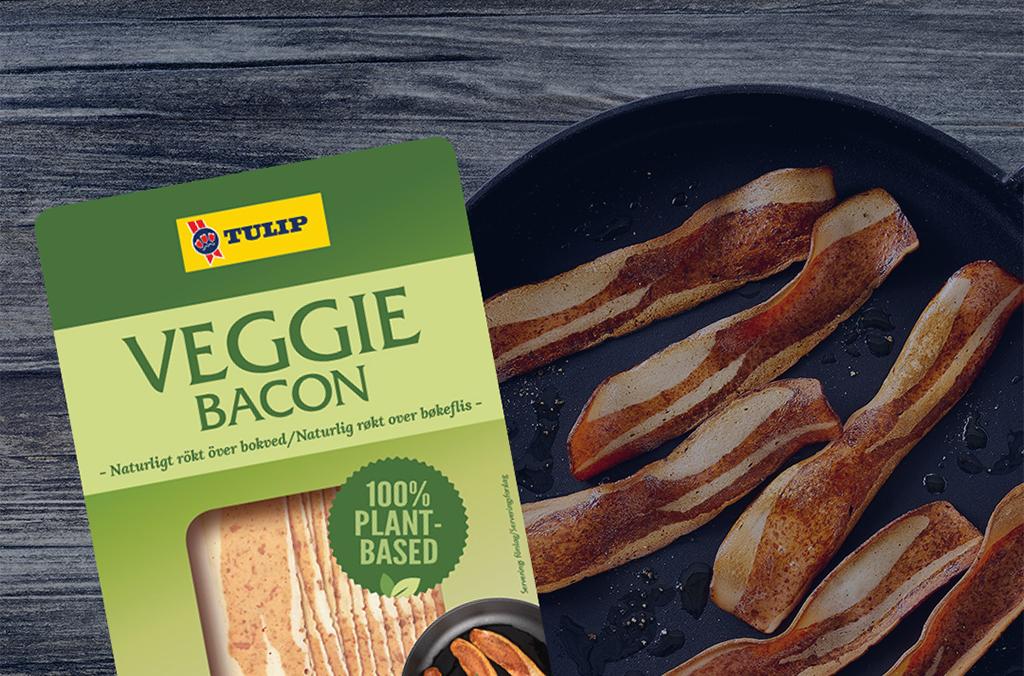 Tulip Vegetarisk Bacon
