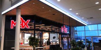 MAX kupolen i Borlänge - Butiksnytt