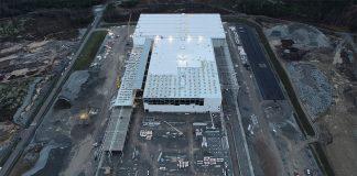 Superautomatiserad logistikjätte tar plats i Bålsta