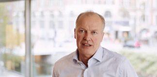 Thomas Olander CEO på Veg of Lund