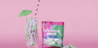 Vattenmelon Candy People sura