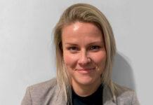 Anna Wallman, ny försäljningschef på Aroma Frukt & Grönt