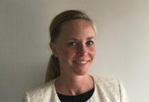 Cecilia Lindwall VD för Veg of Lund