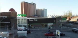 Coop - Lantmännen - Riksbyggen