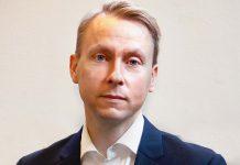 Eivind Granås,VD på Konfektyrfabriken Aroma AB - butiksnytt