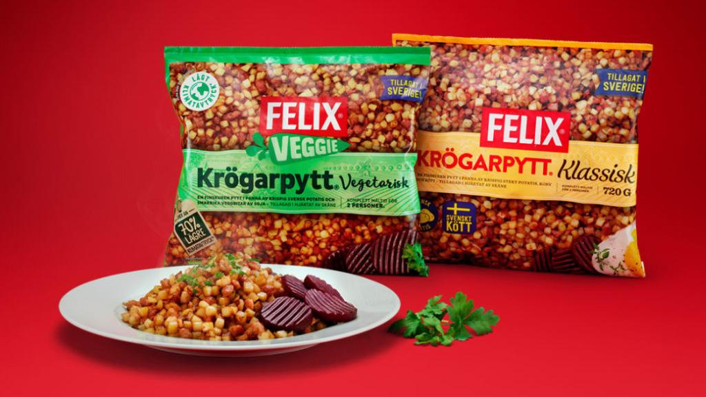 Felix Krögarpyy Vegetarisk