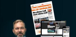 Fredrik Svedjetun Dagligvarunytt