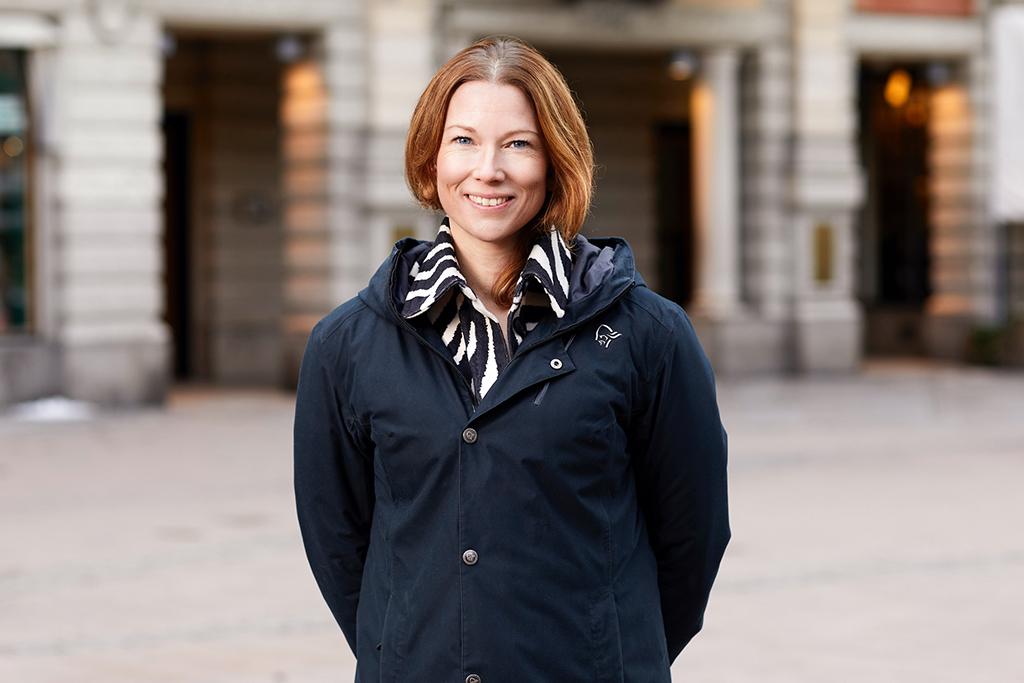 Nu kommunikationschef Circle K Erika Albansson-Söderlund