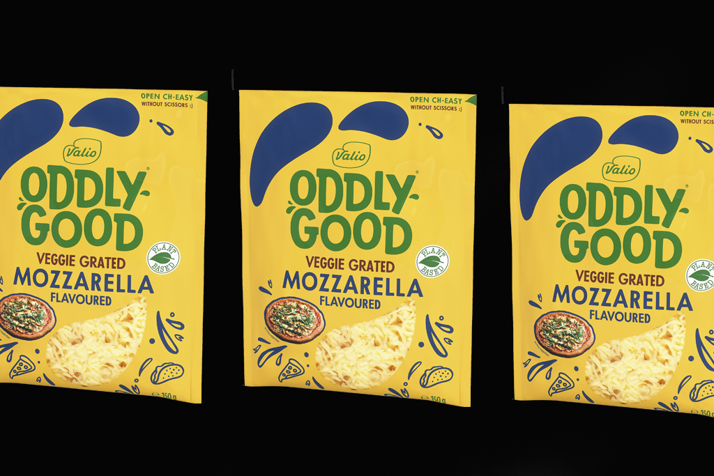 Oddlygood Mozzarella