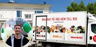 Willys i Ystad