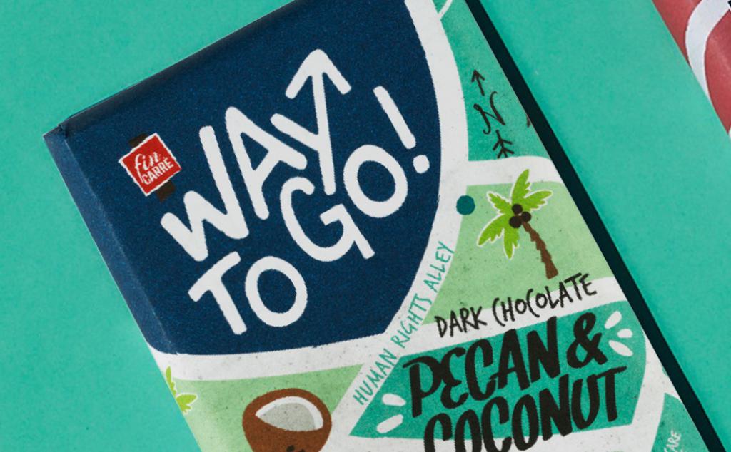 Way To Go Lidl ny choklad
