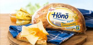  Ny färsk Hönö Sommarkaka med smak av kardemumma