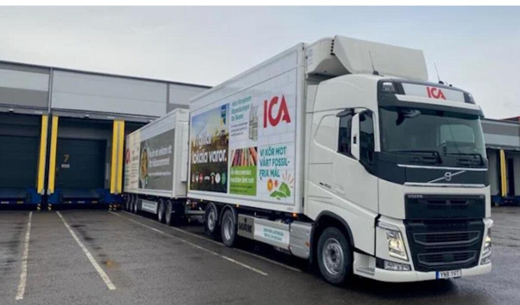 Biogas ICA Transport